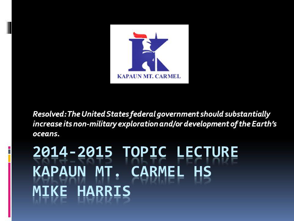 Nick Miller ENDI Topic Lecture  https://www.youtube.com/watch?v=r3h- JD3R1Ec