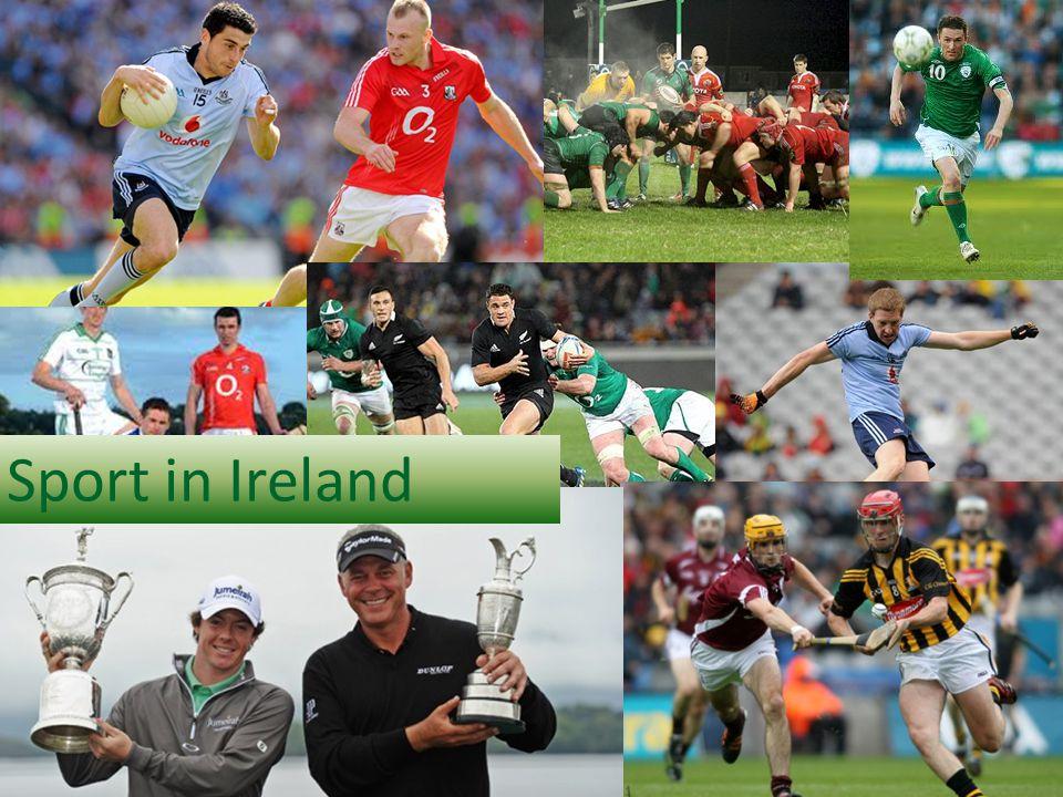 Sport in Ireland