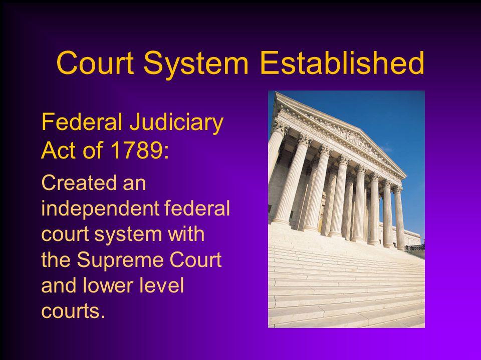 Washington sets precedents As 1 st U.S. President, Washington establishes many governmental precedents. PRECEDENT: an act or decision that sets an exa