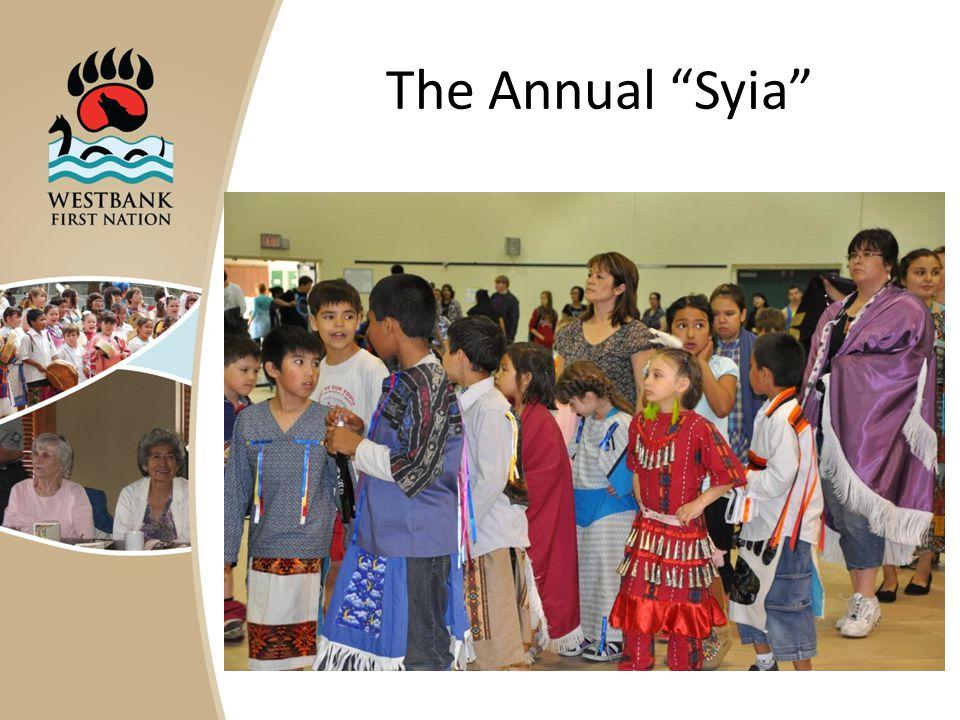 The Annual Syia