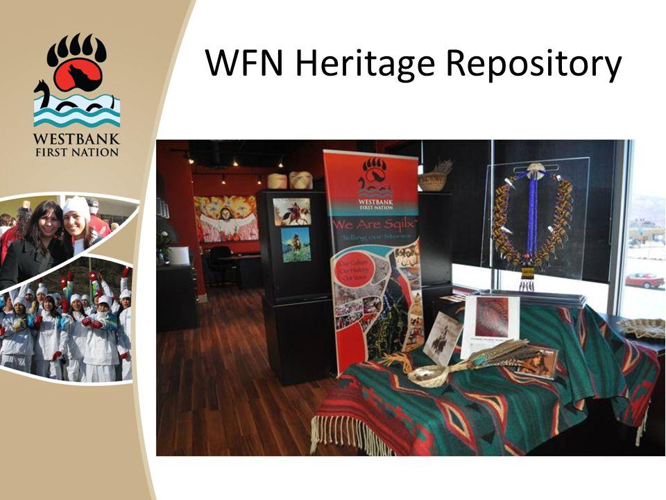 WFN Heritage Repository