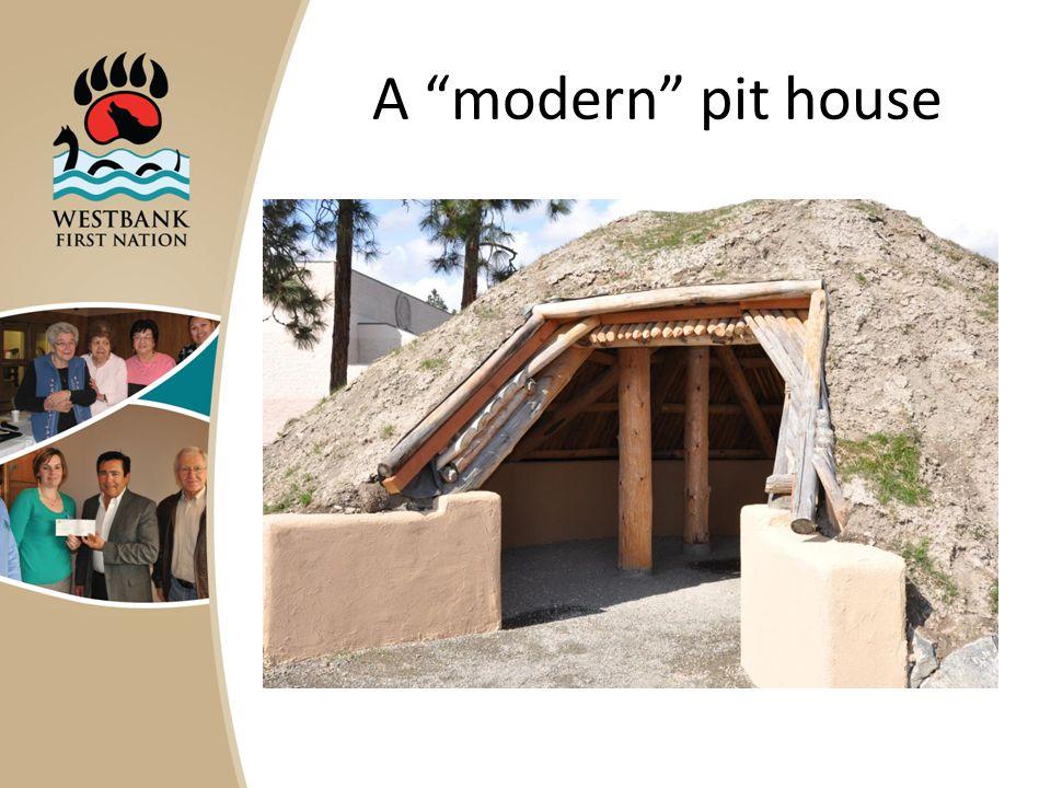 A modern pit house