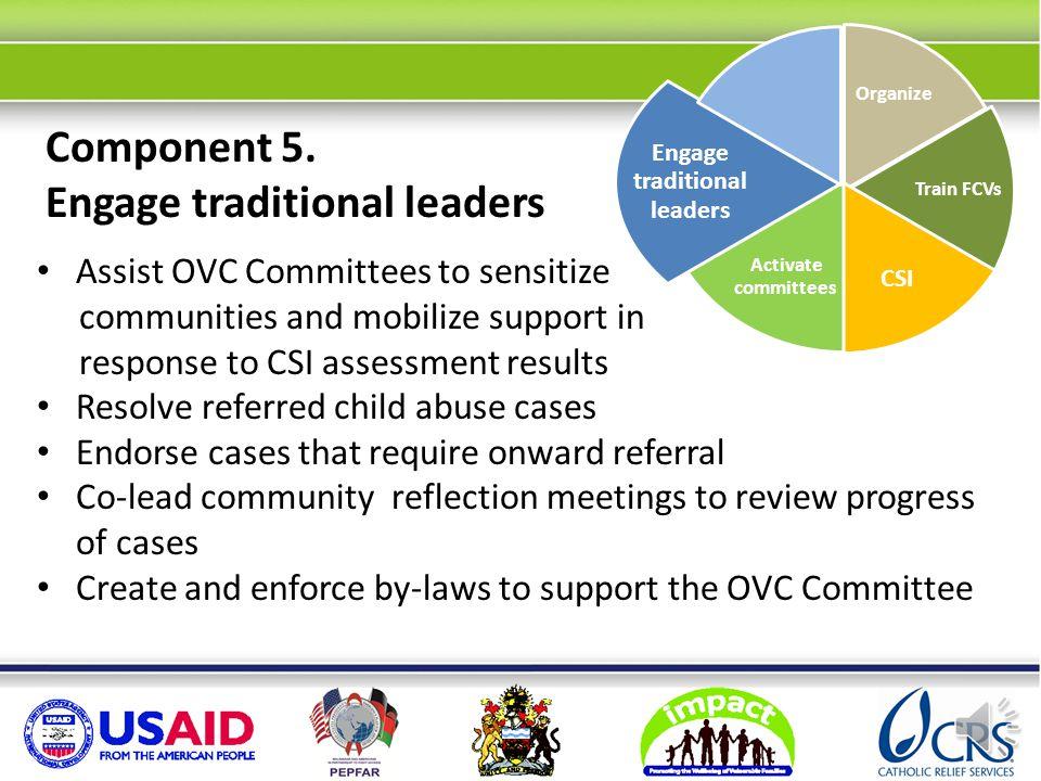 OVC Committees meet regularly