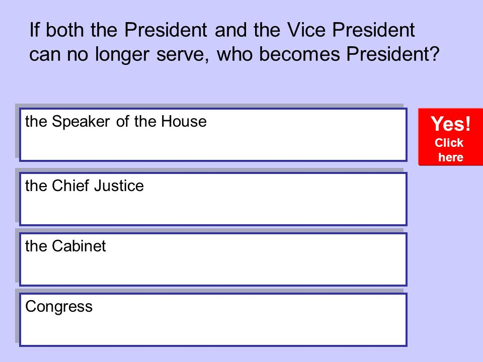 If both the President and the Vice President can no longer serve, who becomes President.