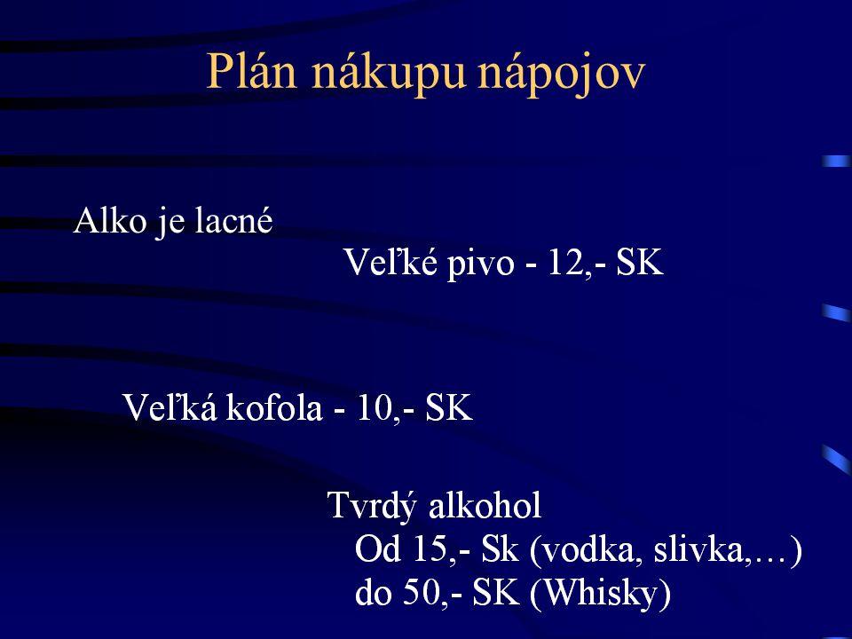 Doprava Aďa Braňo Brčo Endy Eva Flakina Jano Matúš Miki Robo Sviťa Vierka Zolo