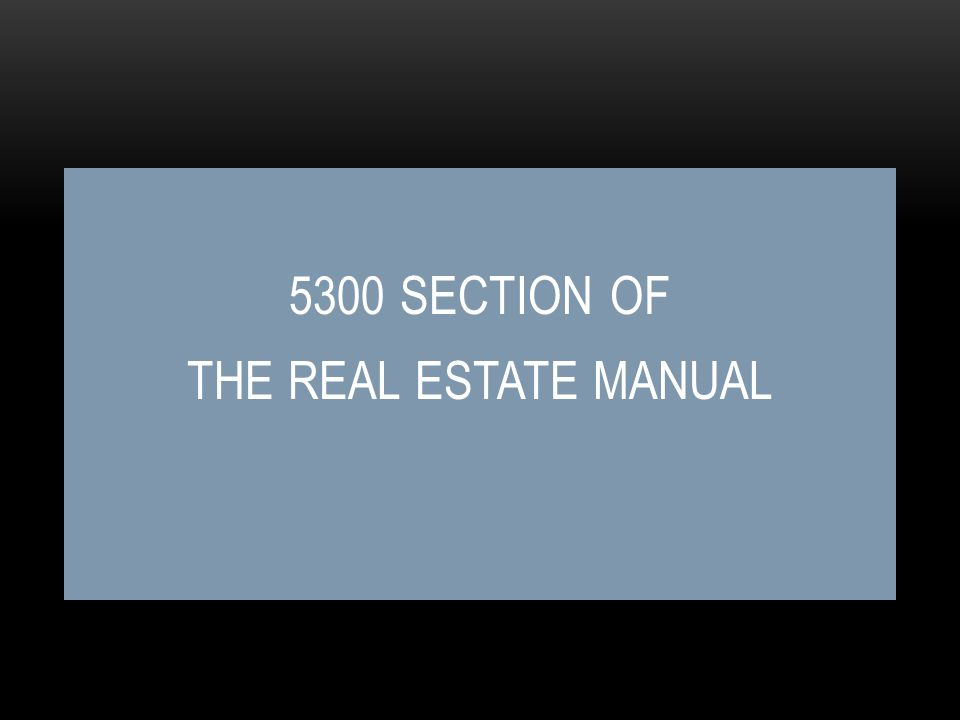 Mortgage releases: No change Except in those instances where mortgage releases are not required pursuant to Section B of these procedures, mortgage re