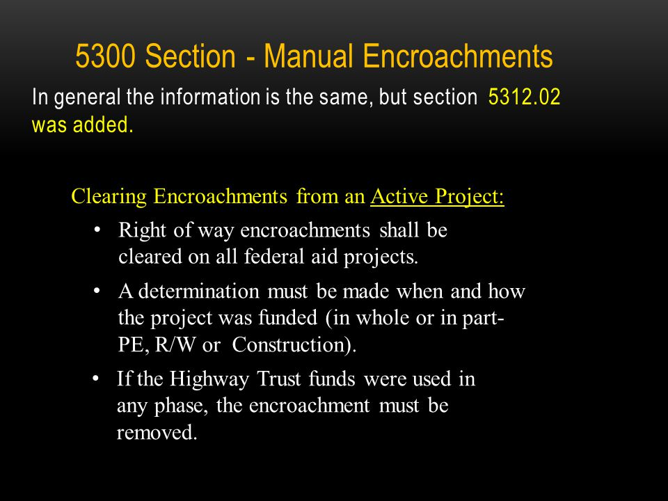 Section 5515.02 of the Ohio Revised Code any individual, firm, or corporations using or occupying any part of a road or highway on the state's highway
