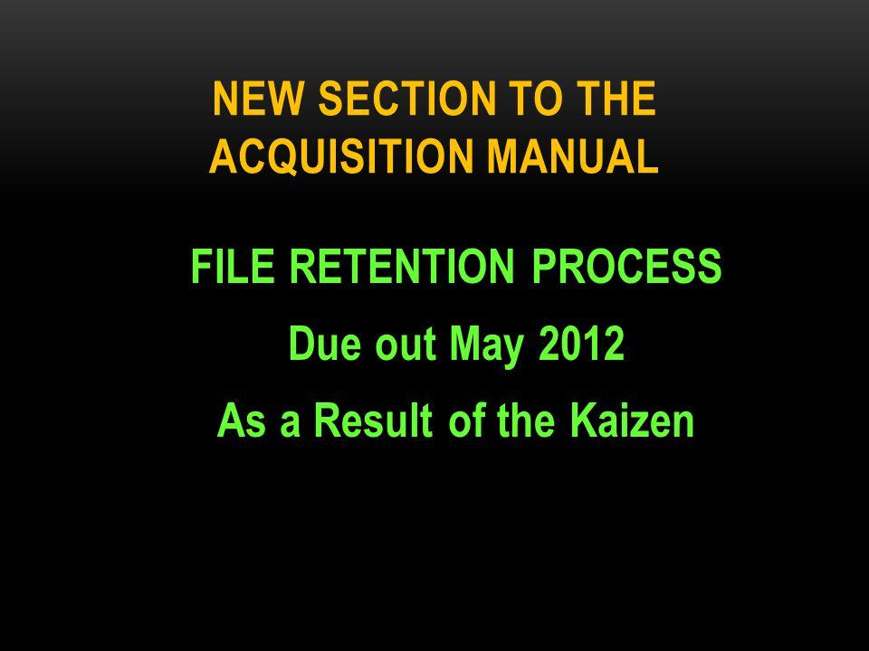 Acquisition Law 49 CFR Part 24: 2/7 Acquisition 102 Basic Negotiations: 3/27 – 3/28 Acquisition 103 Special Negotiations: 4/25 – 4/26 Acquisition 101 Title Reports: 5/8 - 5/9 Acquisition Plan Reading: 5/22 – 5/23 Acquisition 104 Instruments: 8/14 - 8/15 Acquisition 105 Closing & Taxes: 9/25 – 9/26 Acquisition 106 Online Title Reports: 11/13 – 11/15 2012 Acquisition Course Schedule
