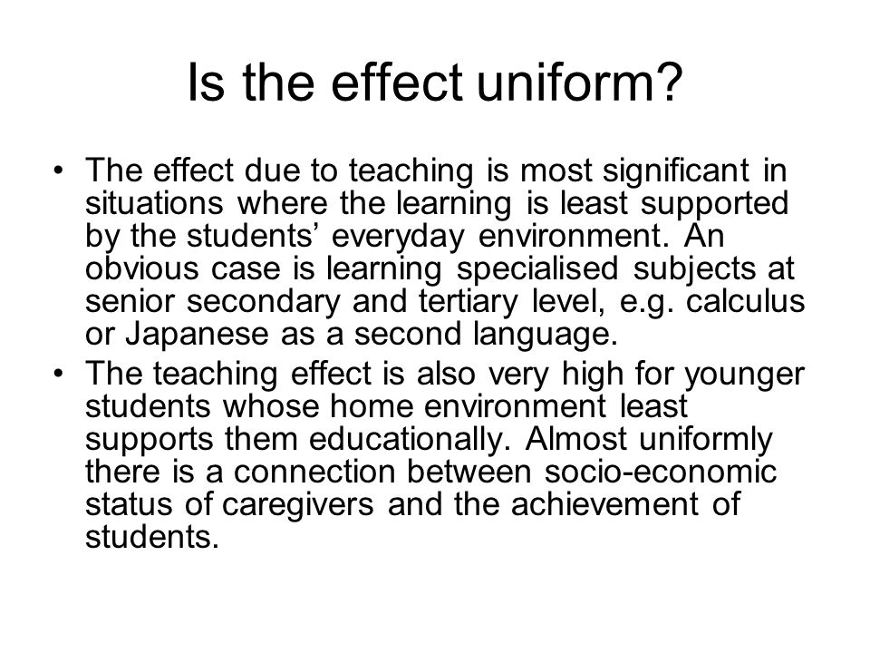 Alton-Lee, A.(2003). Quality teaching for diverse students in schooling best evidence synthesis.