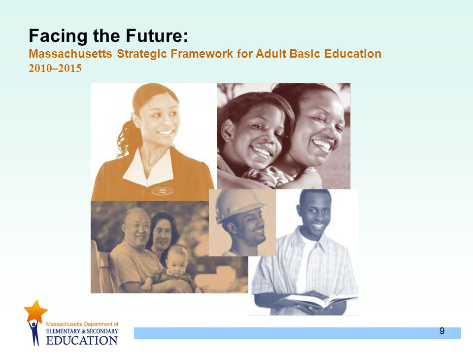 Together, these three goals and their related objectives outline a commitment to a system that provides access to instructional services that are effective at helping students continue their education beyond the GED, in order to qualify for work that provides a family-sustaining wage and an improved quality of life.
