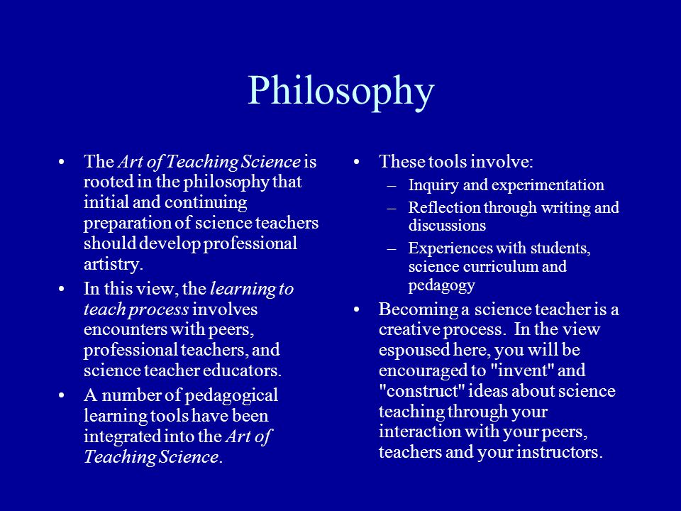The Art of Teaching Science Inquiry and Innovation in Middle School and High School PartChapters Part 1 The Art of Science TeachingChapter 1 The Art of Science: A Reconnaissance Chapter 2 Science for All Chapter 3 Facilitating Science Learning Part 2 The Goals and the Curriculum of School ScienceChapter 4 On the History of Science Education Chapter 5 Science in the School Curriculum Chapter 6 Science, Technology and Society in the Science Classroom Part 3 Connecting Theory and Practice in Science TeachingChapter 7 How Adolescents Learn Science Chapter 8 Models of Science Teaching Chapter 9 Designs for Learning Part 4 Strategies of Science TeachingChapter 10 Assessing Active Science Learning Chapter 11 Strategies Fostering Thinking in the Science Classroom Chapter 12: The Internet: Learning Science with Online Resources