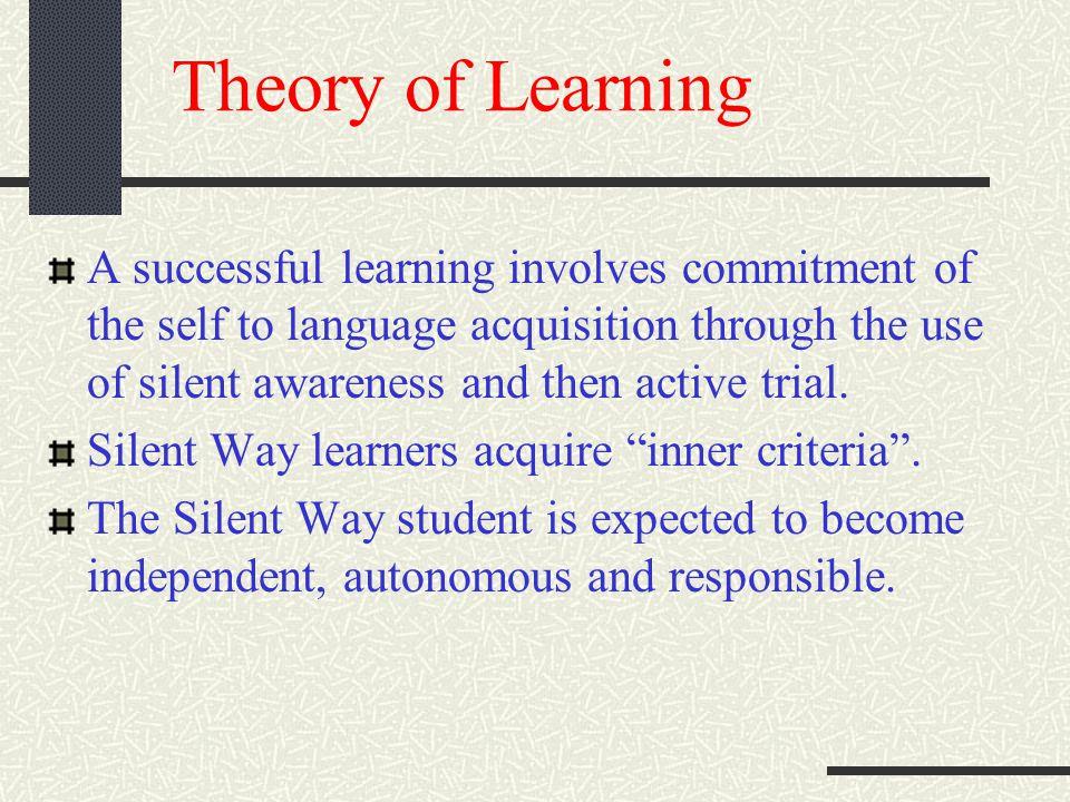 How to Accomplish Evaluation.