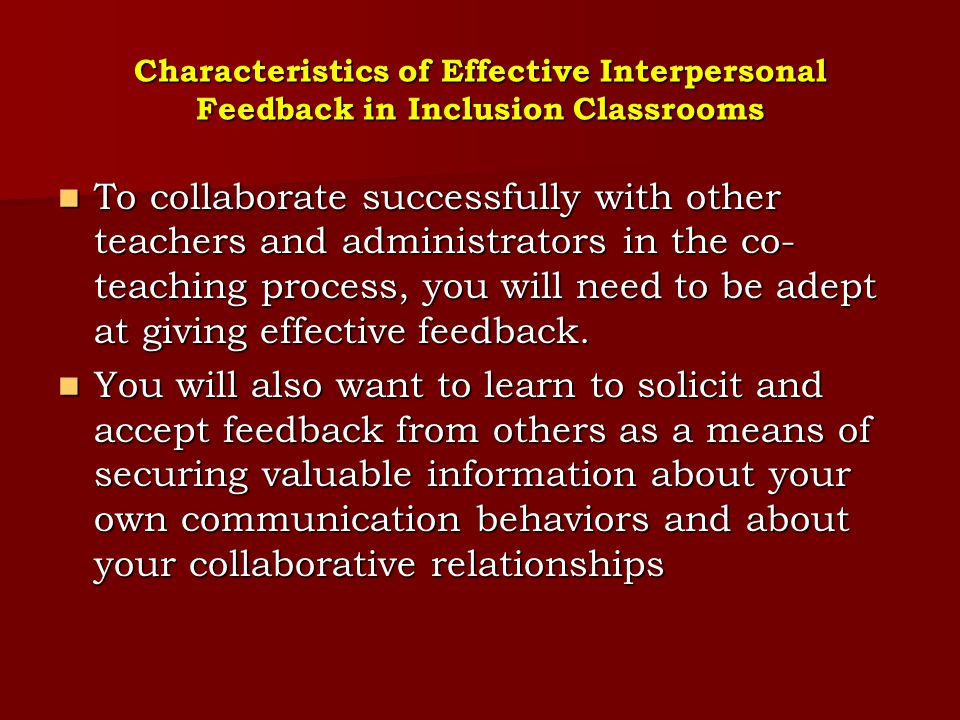 Personality Styles that Create Conflict between Co-Teachers Seeking Recognition: Seeking Recognition: Boasting, reporting on personal achievements Acting in unusual ways Struggling to prevent being placed in an inferior position Boasting, reporting on personal achievements Acting in unusual ways Struggling to prevent being placed in an inferior position