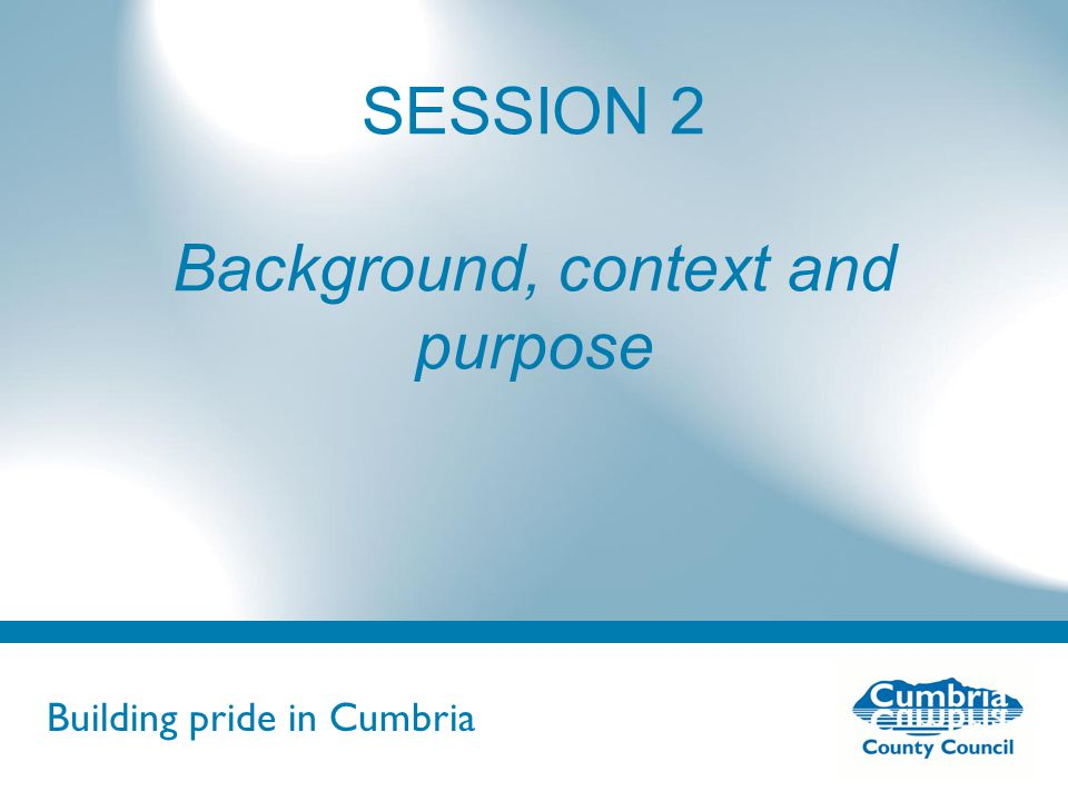 Building pride in Cumbria Do not use fonts other than Arial for your presentations The Context – Review of Standards for Classroom Practitioners TDA has reviewed the following standards for classroom practitioners: Professional standards for teachers Professional standards for higher level teaching assistants Level 3 National Occupational Standards for teaching/classroom assistants Level 2 National Occupational Standards for teaching/classroom assistants A review of the leadership standards, led by NCSL, is forthcoming