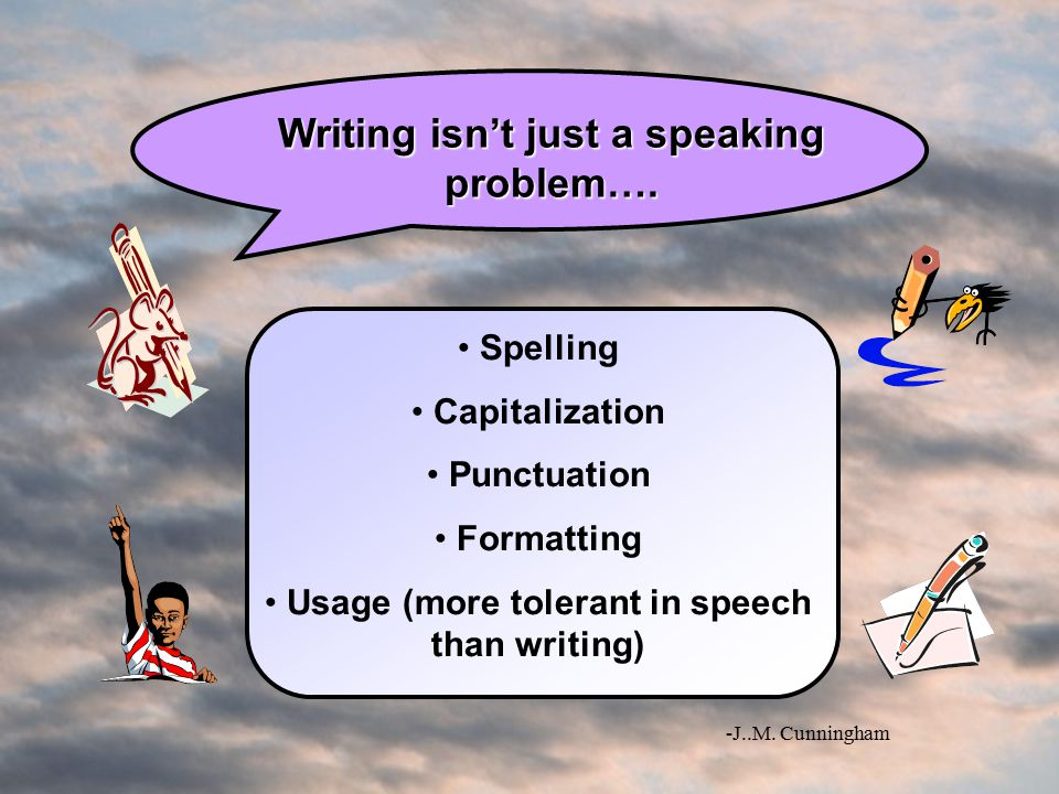 Solutions/ Addressing Motivation Problems Self-Selected Writing This is an approach where students choose what to write about and how to write without