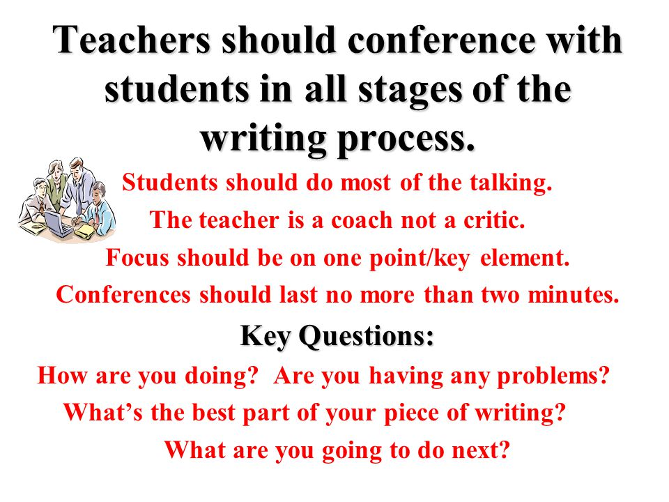 1.Self-selected writing 2.Experience-based teaching of science, social studies, and current events. -J.M. Cunningham