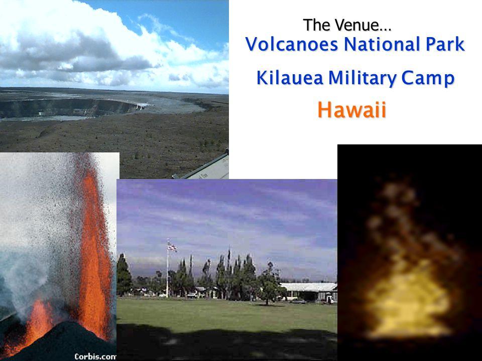 Volcanoes National Park Kilauea Military Camp Hawaii The Venue…
