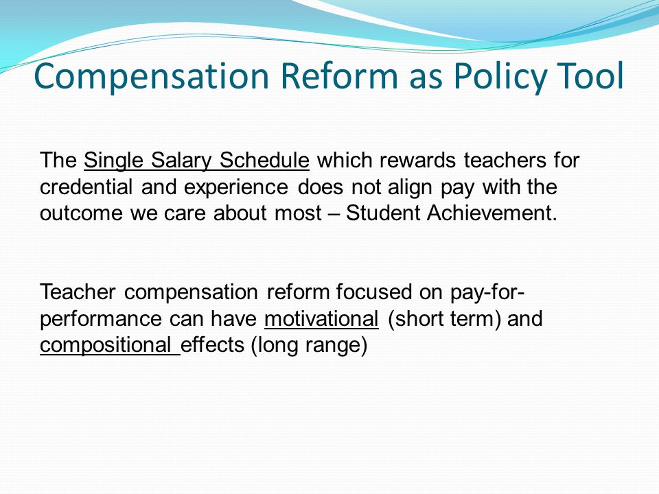 Achievement Challenge Pilot Project Description (ACPP)  ACPP - Little Rock, Arkansas  Merit pay program for all staff members in a school  Reward personnel solely for increases in student achievement  3-Year Program  Created in 2004-05 at Meadowcliff Elementary  Expanded to include Wakefield Elementary, 2005-06  Expanded to include 3 more schools (Romine, Mabelvale, & Geyer Springs), 2006-07