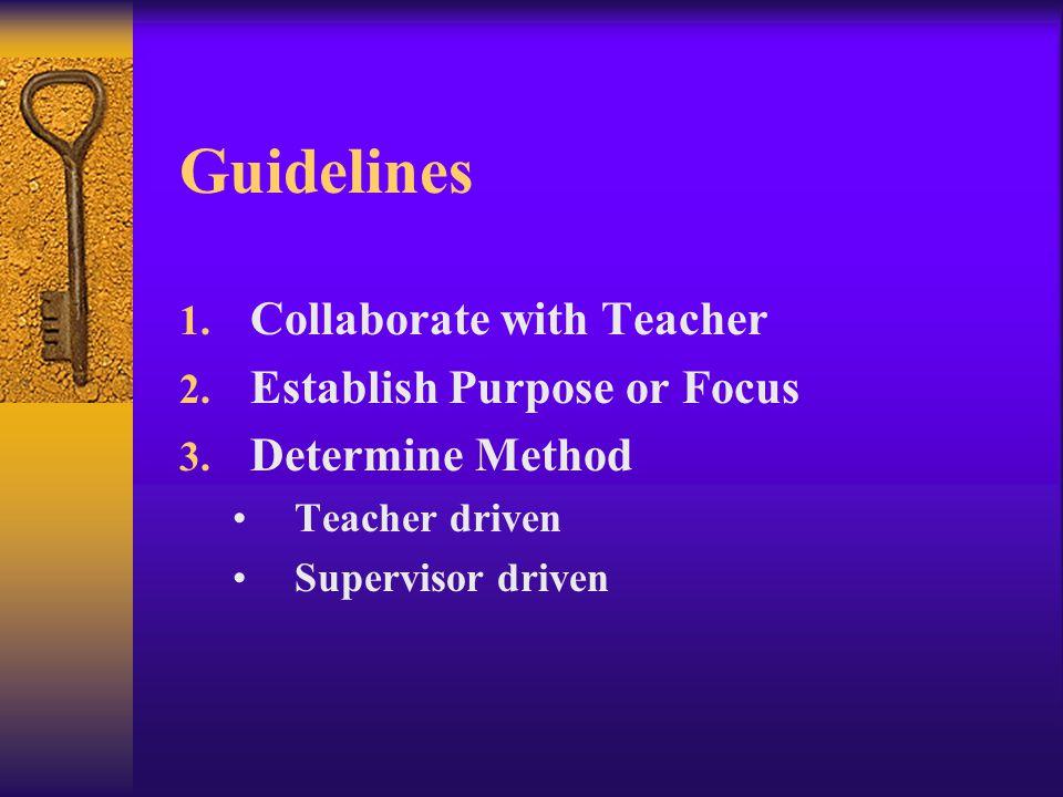 Classroom Observations and Teacher Empowerment