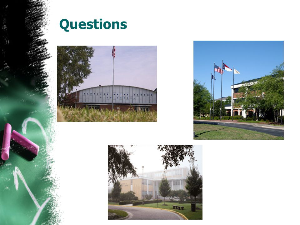 Questions Southern Wayne High