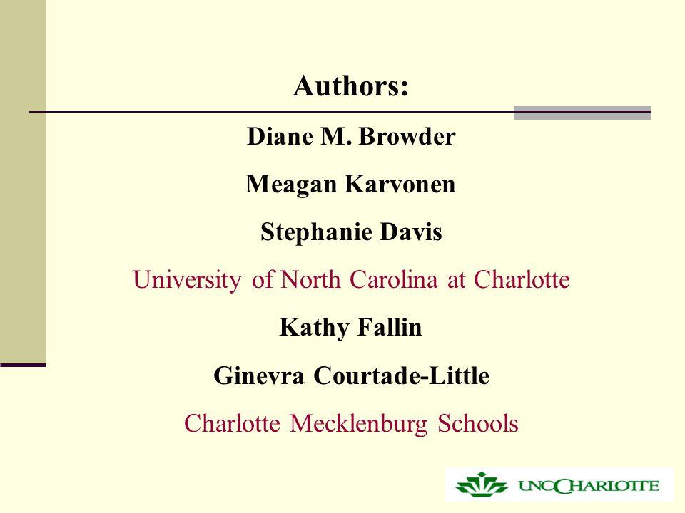 Authors: Diane M.