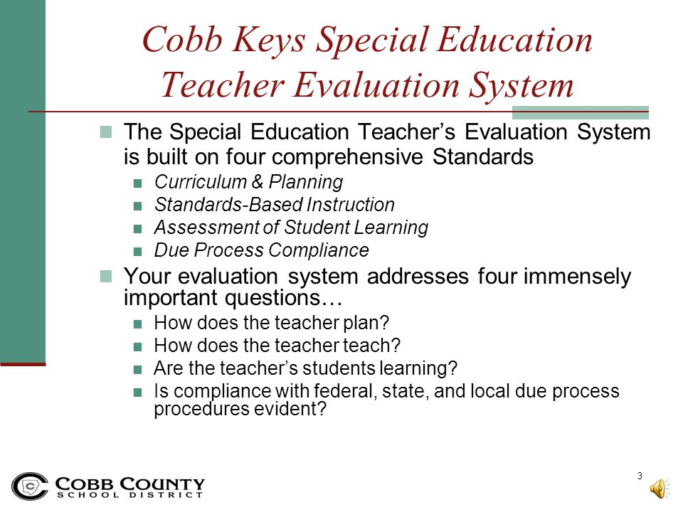 Evaluation Process This Standard, Curriculum and Planning, specifically addresses the writing of Lesson/Unit Plans.