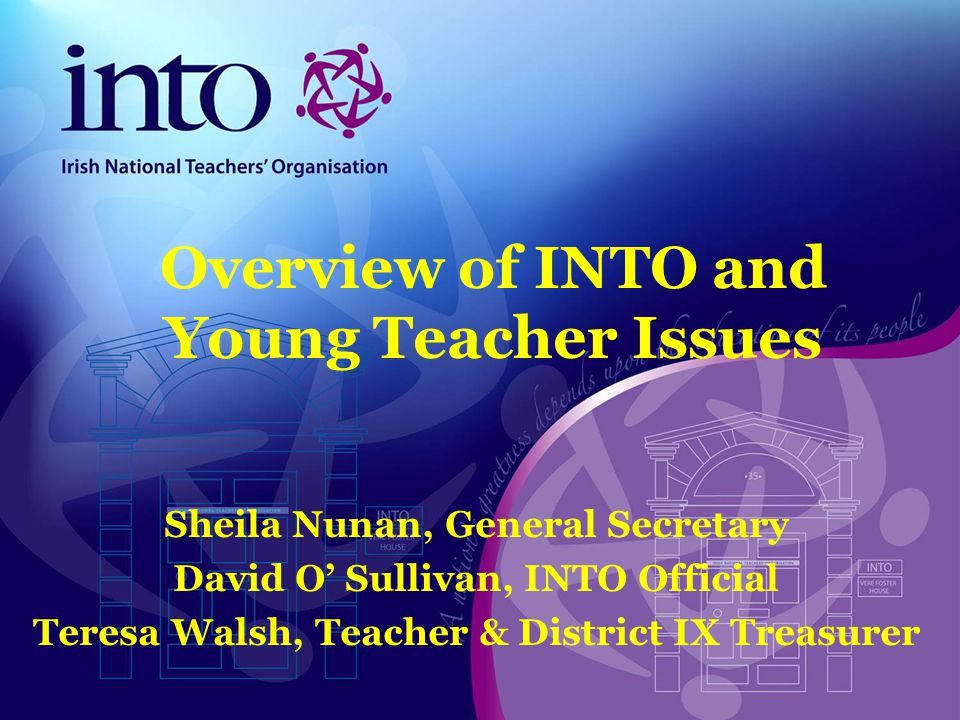 Teaching Positions Pay and Conditions Professional Issues Career Paths The Lifecycle of a Young Teacher