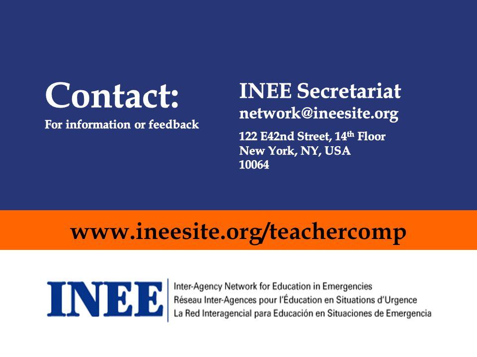 www.ineesite.org/teachercomp