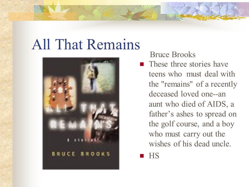 Brian's Return A follow-up novel to the Hatchet series.