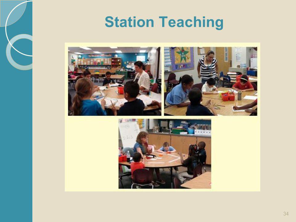 Station Teaching 34