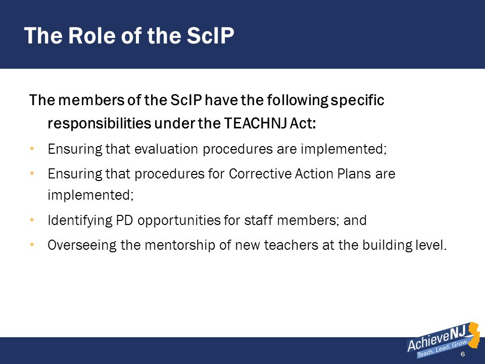 17 Moving Forward: Turn, Talk, Report Out What are three things that you will do upon return to your district or building to increase the usefulness of the ScIP.