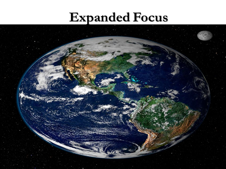 Expanded Focus