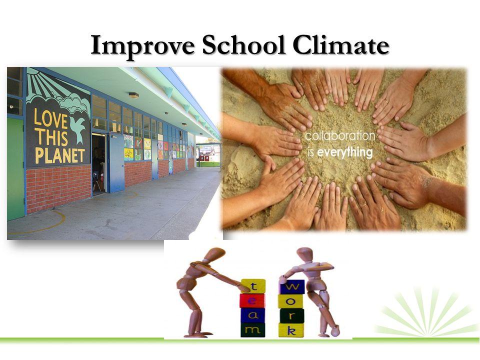 Improve School Climate