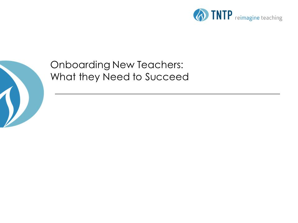 22 © TNTP 2012 Questions to Consider What operational and administrative tasks do you anticipate will be most frustrating for staff.