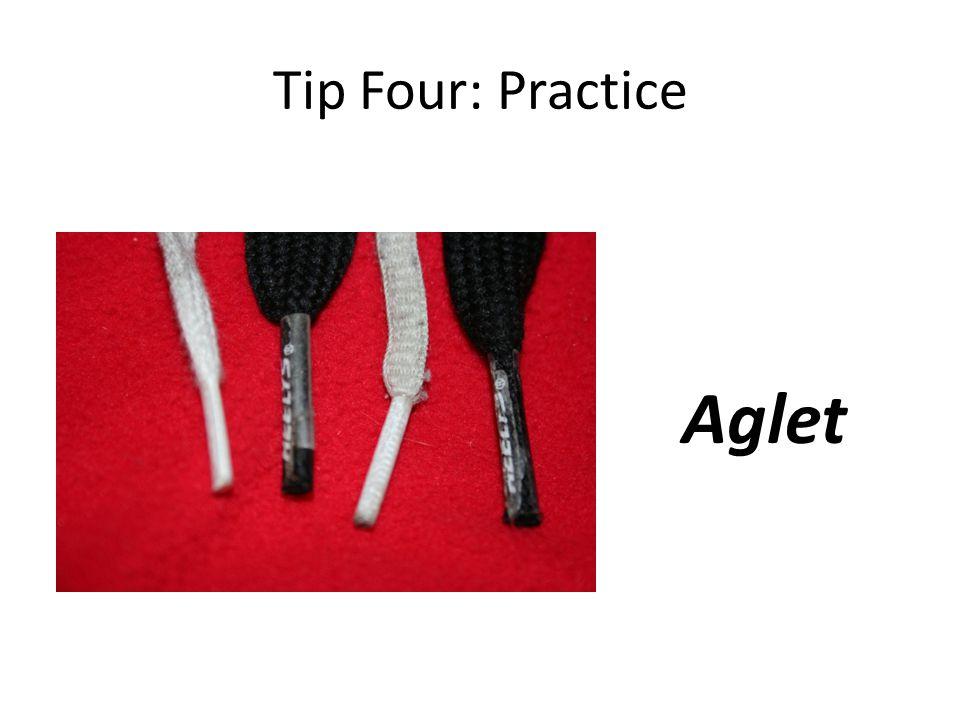 Tip Four: Practice Institutions