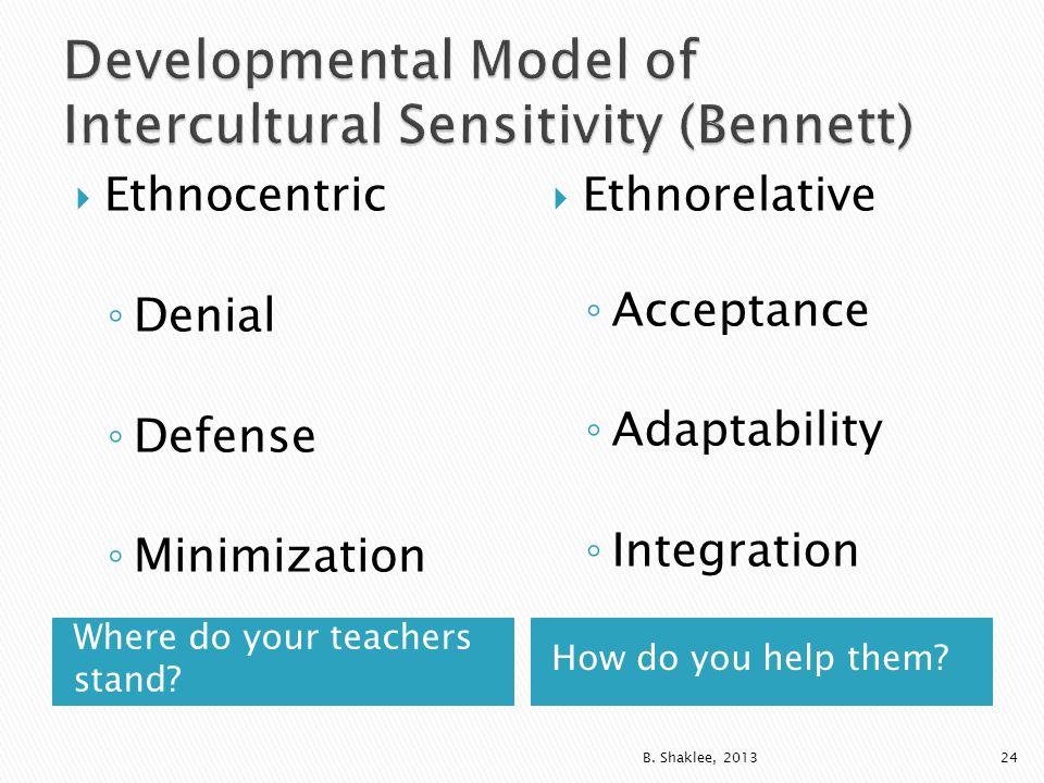 Where do your teachers stand. How do you help them.
