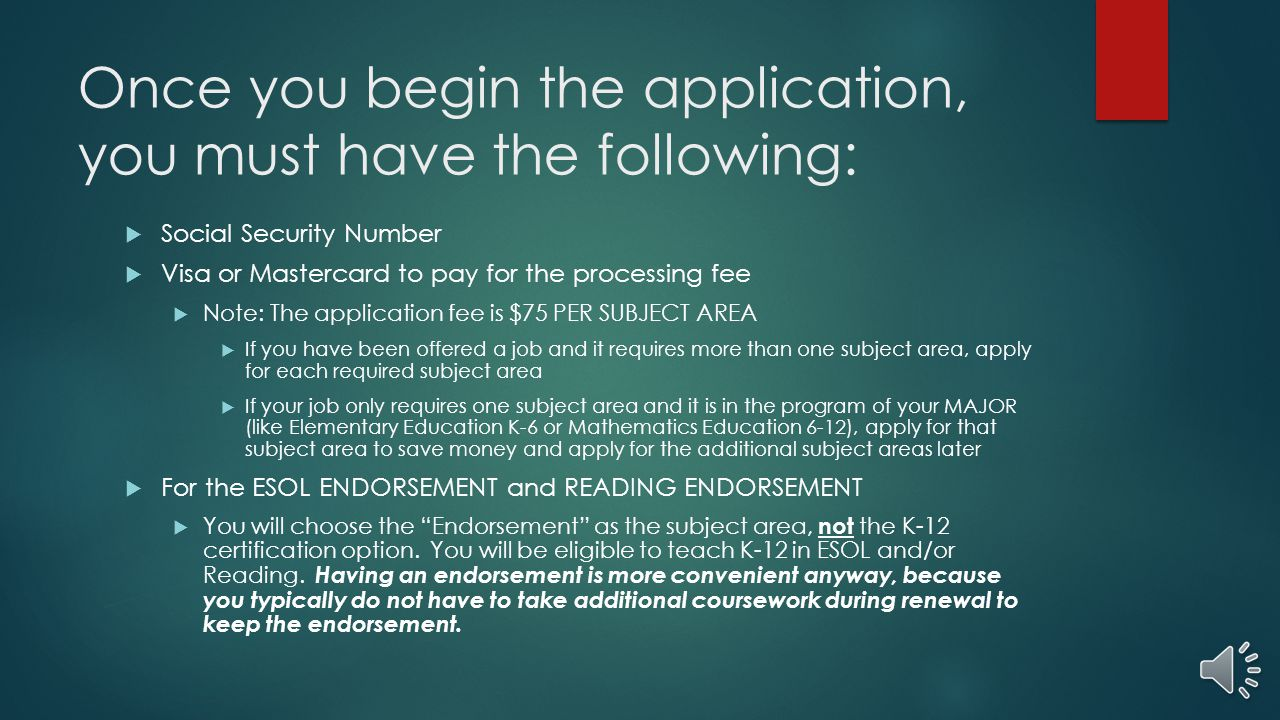 """Choose an option…it is easier to apply online… Click """"Apply Online"""""""