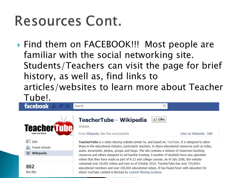 http://www.teachertube.com/pearson- lesson-plan.php (Lesson ideas courtesy of Teacher Tube) http://www.teachertube.com/pearson- lesson-plan.php