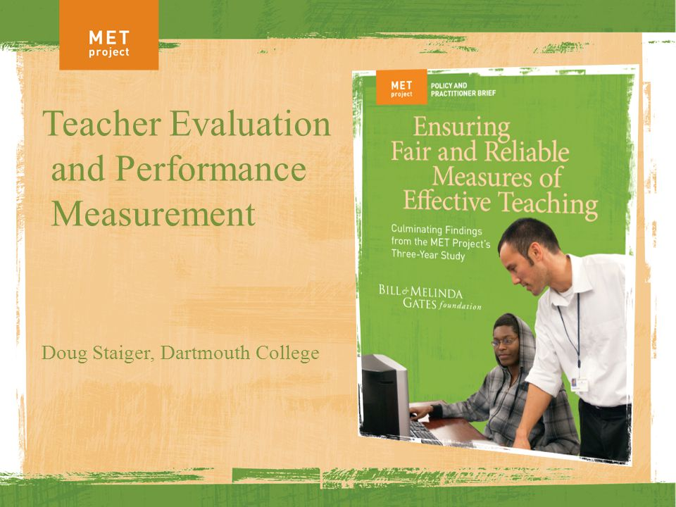 42 Students Distinguish Between Teachers Percent of Students by Classroom Agreeing