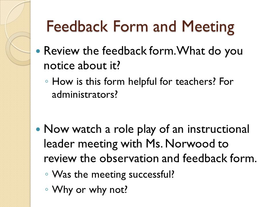 Teacher Observation Evaluation Process Teacher Institute July Ppt