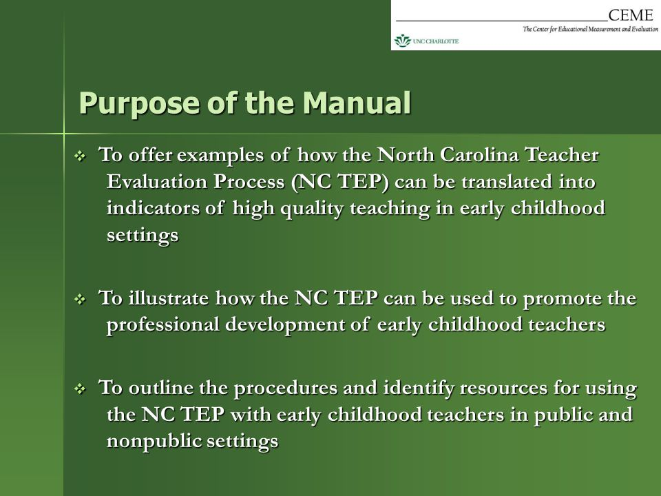  On page 31 in your manual  Let's look together at some resources that will be helpful to use during the evaluation process.