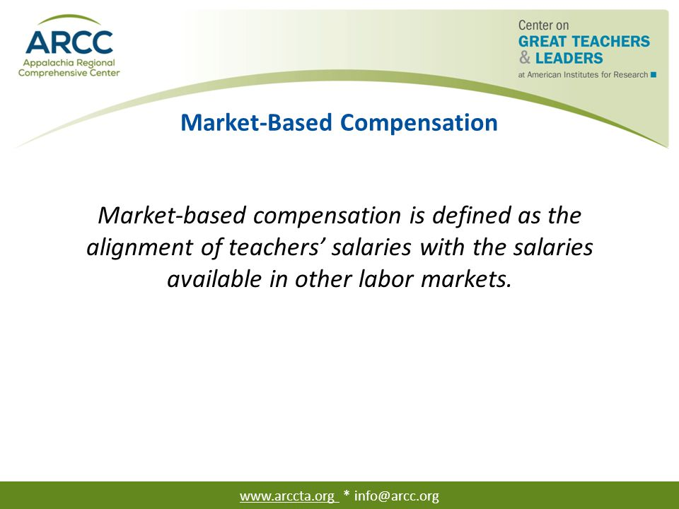 Have any compensation reforms taken place within the existing school budget.