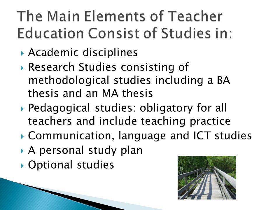 Teacher Training Schools in Finland