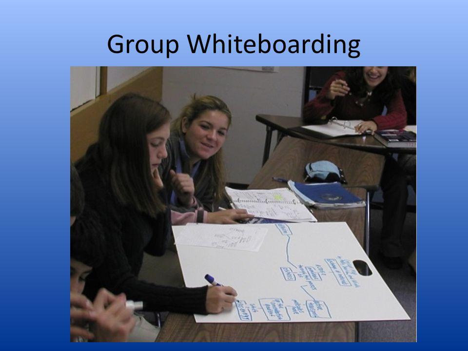 Group Whiteboarding