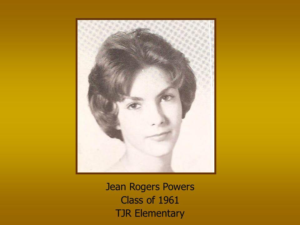 Rachel Murphy Johnson Class of 1982 Brooks-Quinn-Jones Elementary Principal