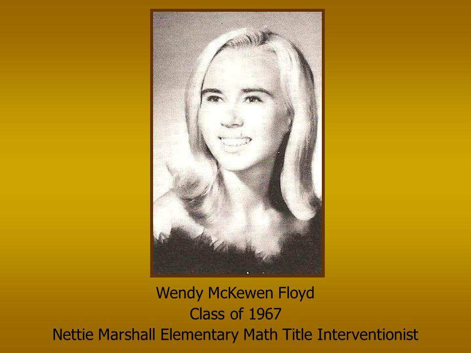 Destiny McMahan Green Class of 1984 Raguet Counselor