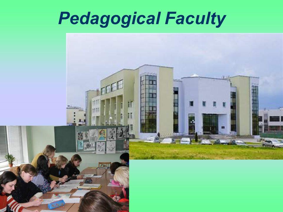 Pedagogical Faculty