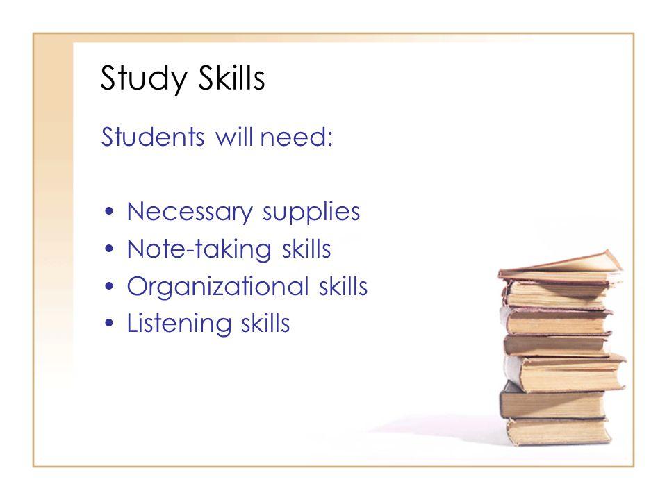 Transition Expectations Block scheduling Program rigor Homework demands Social opportunities Organizational skills SOL requirements The new SAT GPA Go