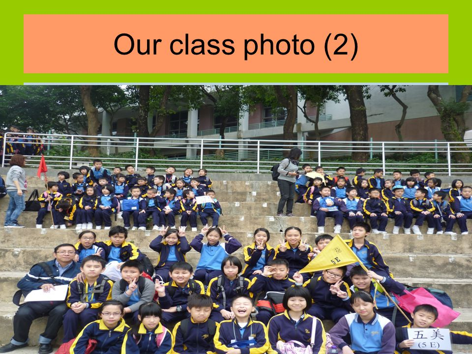 Our class photo (2)