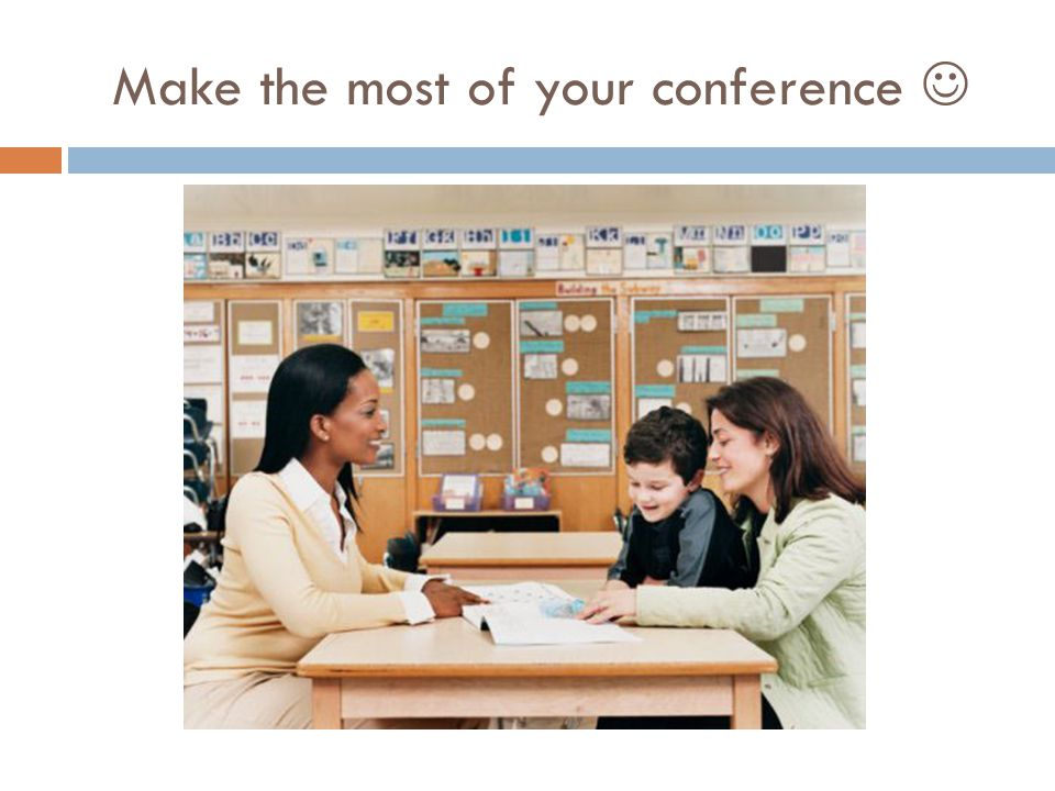 Make the most of your conference